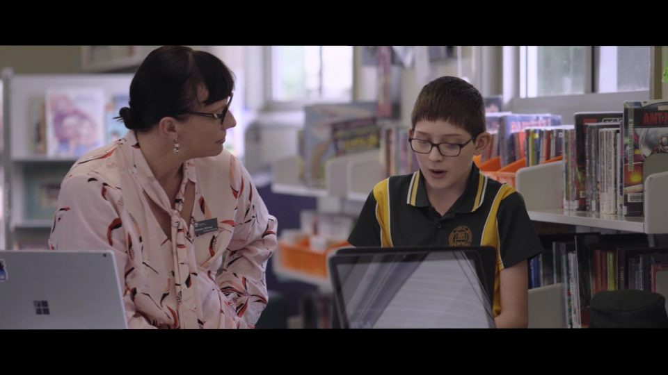 NSW: Assisting assistive technologies