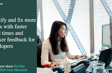 Identify and fix more errors with faster build times and quicker feedback for developers