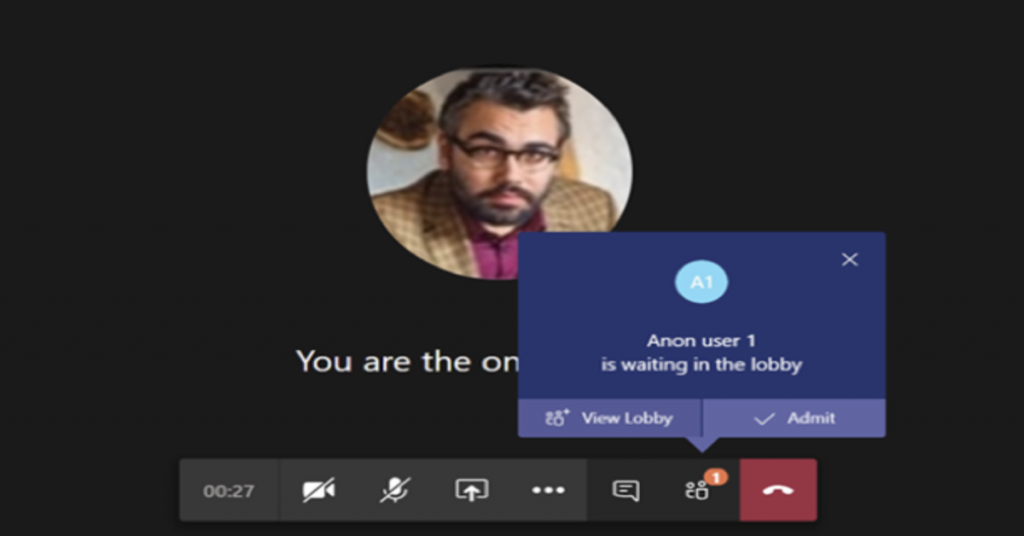 Protect the privacy of your Microsoft Teams meetings