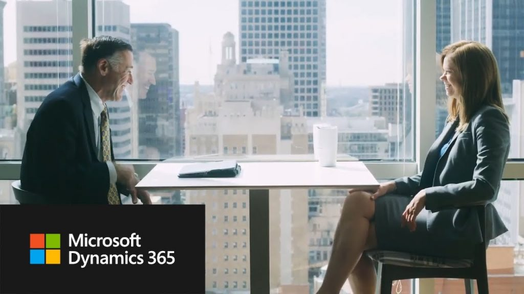 Grant Thornton closes new opportunities faster with Dynamics 365 Sales Insights and AI