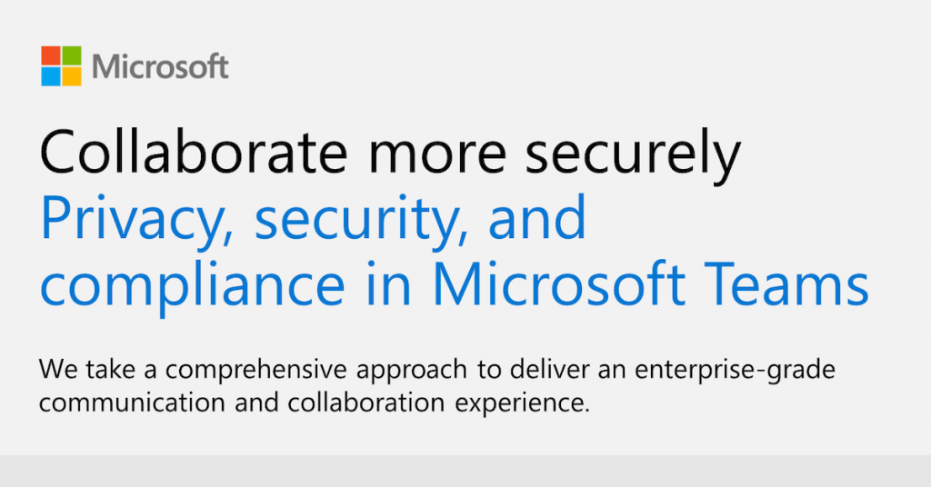 Collaborate more securely