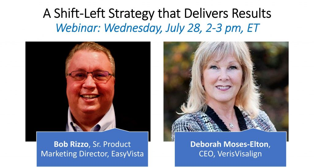 Webinar: A Shift-Left Strategy that Delivers Results