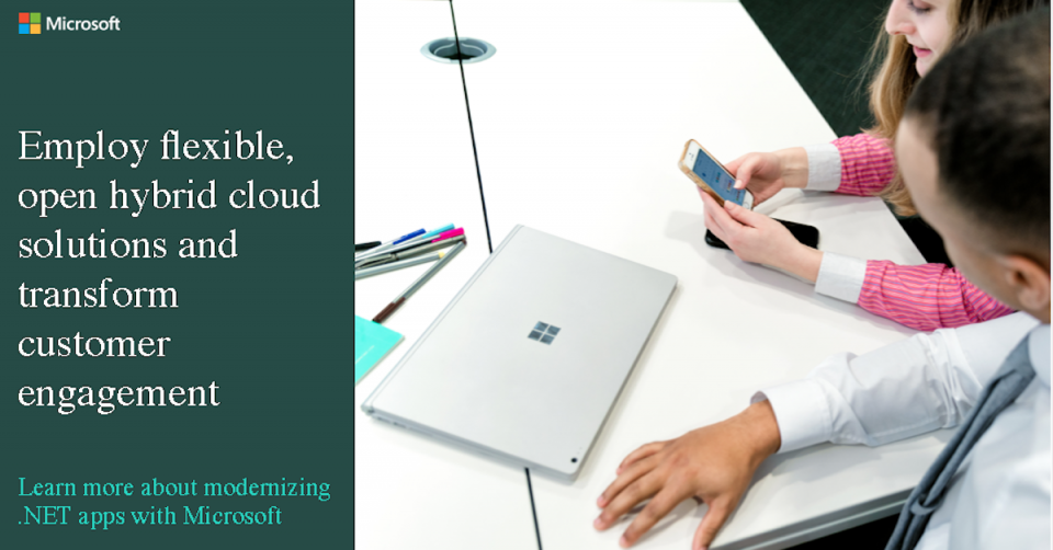 Employ flexible, open hybrid cloud solutions and transform customer engagement 