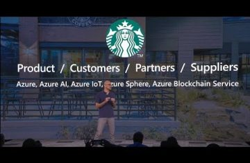How Starbucks is using AI to improve the customer experience